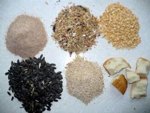 ингредиенты для прикормки леща