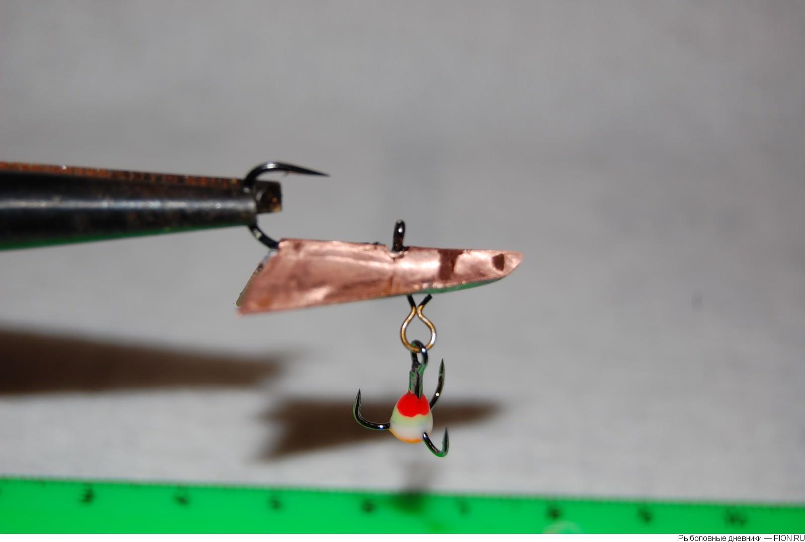 Рыбалка как сделать жучка