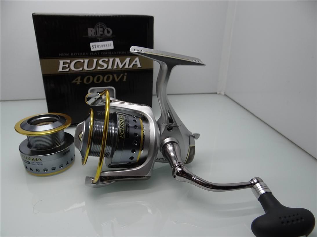 Ryobi Ecusima 4000 Vi
