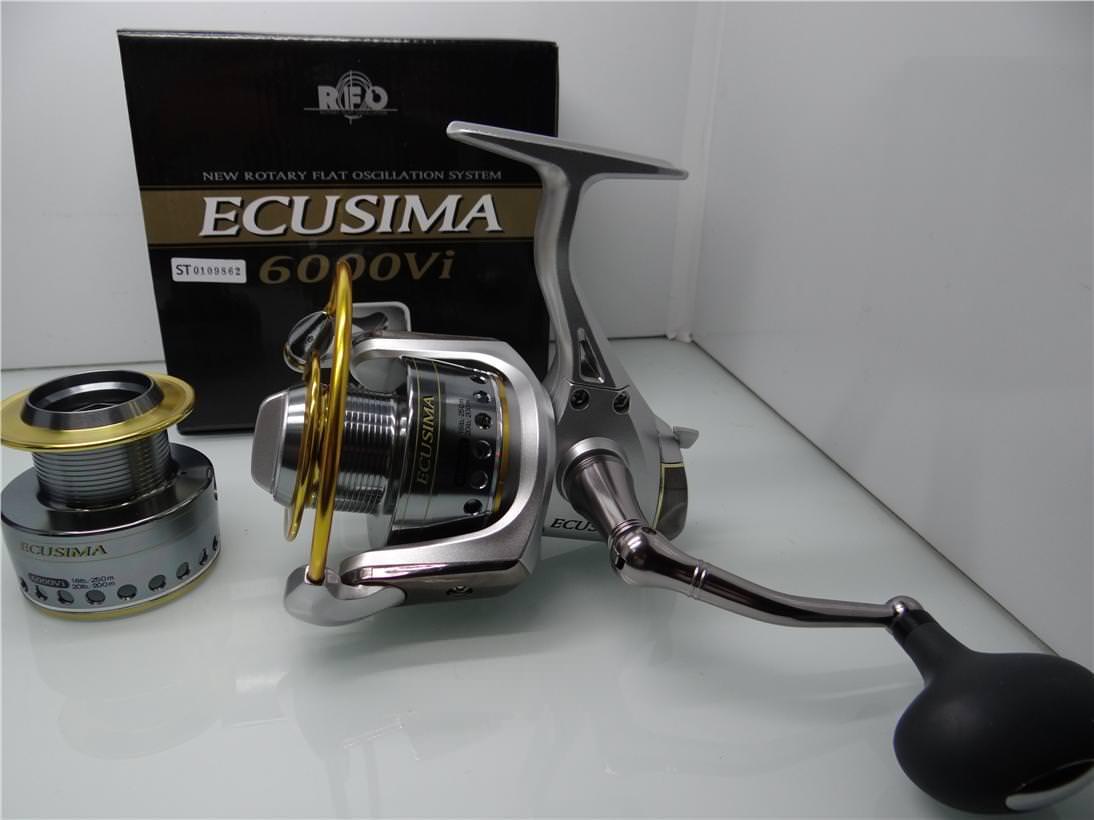Ryobi Ecusima 6000 Vi