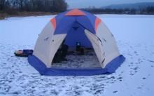 Обзор моделей зимних палаток Лотос