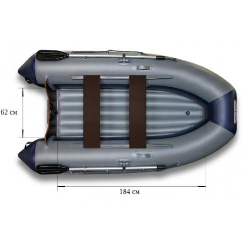 Лодка Флагман 280L