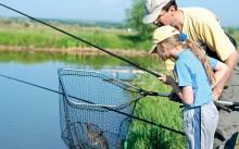 Рыбинское водохранилище — базы для отдыха и рыбалки