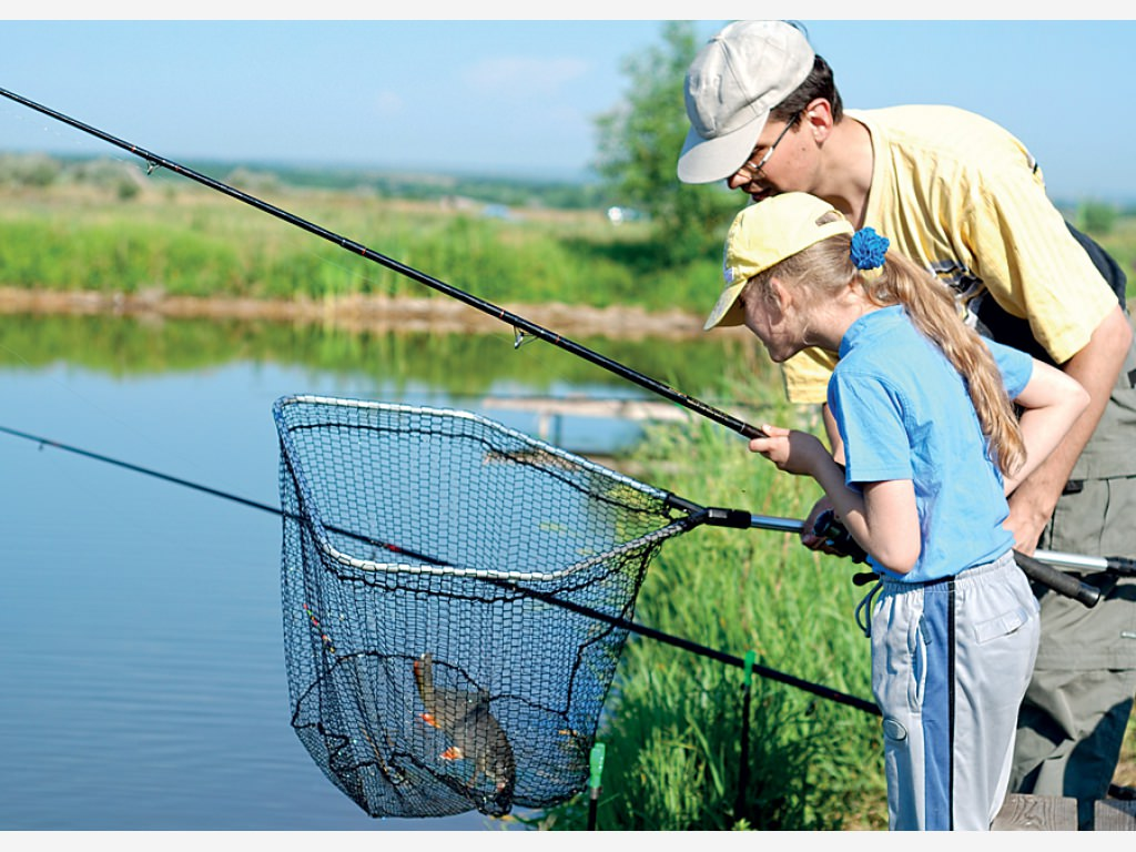 рыбалка для детей для чего