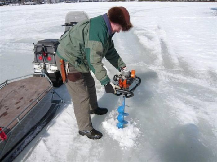 рейтинг ледорубов для рыбалки