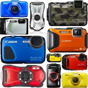 Разные варианты фотоаппаратов
