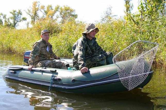 регистрация рыбацких лодок