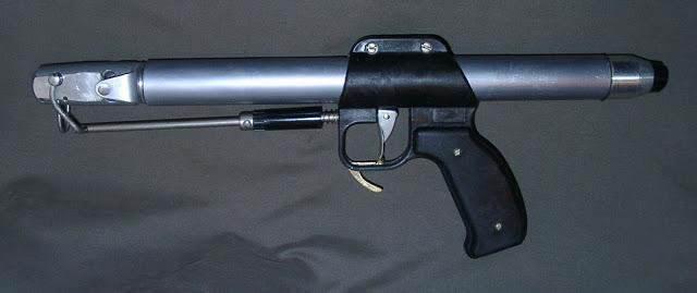 Пружинное ружье
