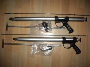 Два пневматических ружья