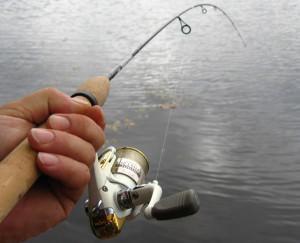 Ловля рыбы на спиннинг