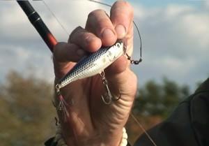 Подготовка блесны к рыбалке