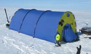 Большая зимняя палатка
