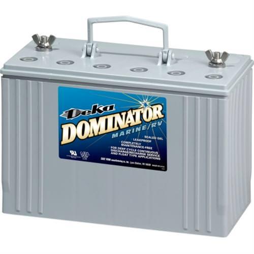Аккумулятор DEKA DOMINATOR 8G31DT
