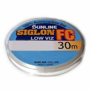 Флюрокарбоновая леска Sunline Siglon FC