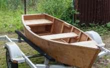 Как сделать лодку из фанеры своими руками
