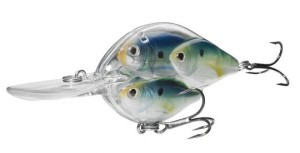 Livetarget Threadfin Shad Batiball Crankbait