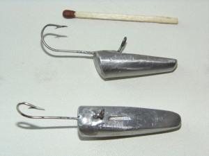 джиг-головки на судака