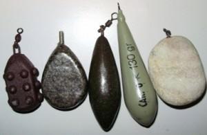 карповые грузила