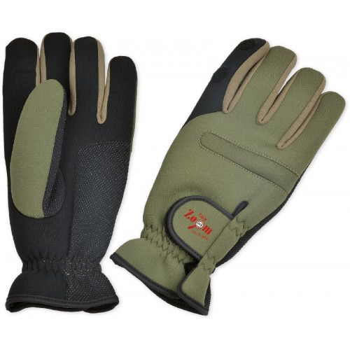 Carp Zoom Neopren Gloves
