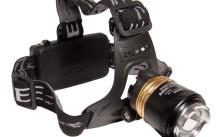 Как выбрать налобный фонарь для рыбалки