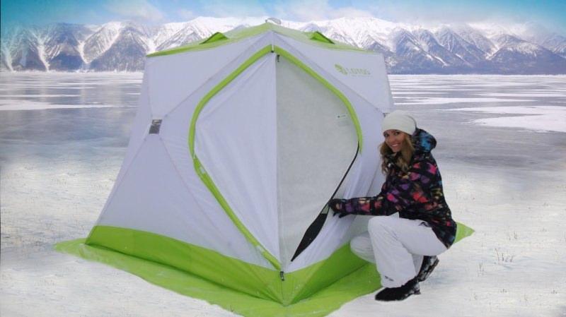 Зимняя палатка Лотос