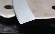 Заточка ножей ледобура