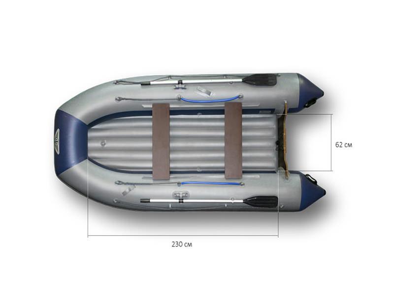 Лодка Флагман 330U