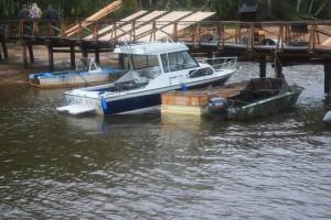 База отдыха на Рыбинском водохранилище