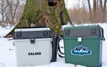 Советы по выбору ящика для зимней рыбалки