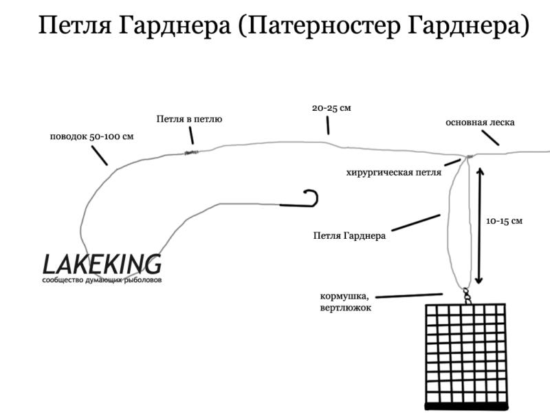 Схема Патерностера Гарднера (Петли Гарднера)