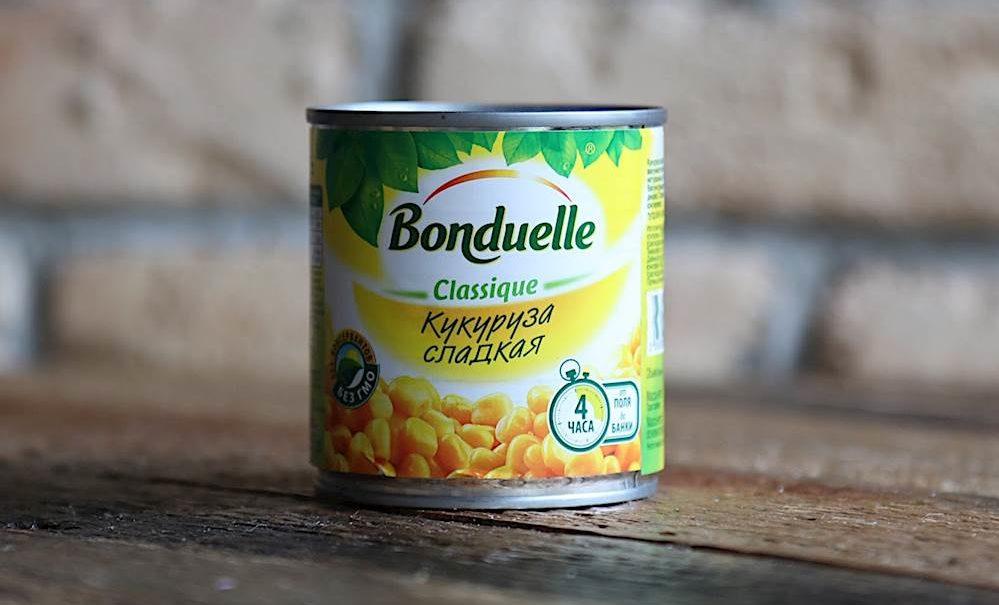 Сладкая кукуруза Бондюэль