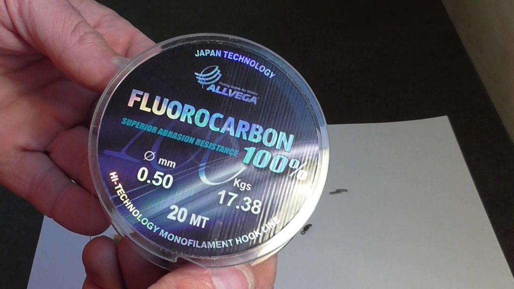 Флюрокарбоновая леска для поводков
